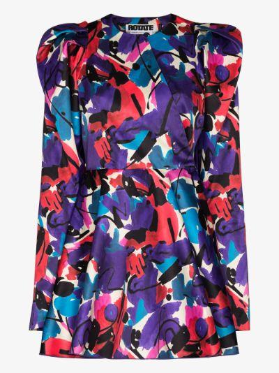 pauline mini dress