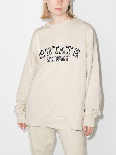 Sunday Viola logo sweatshirt