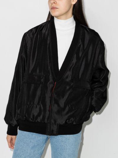 Salome reversible bomber jacket