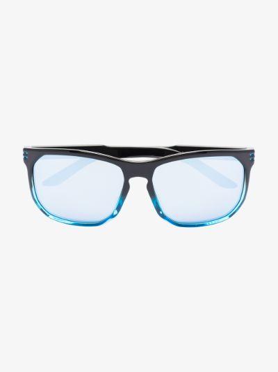 black and blue soundrise Optics Multilaser sunglasses