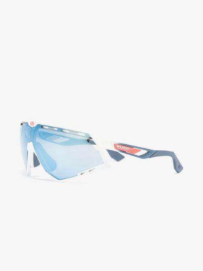 white defender multilaser ice sunglasses