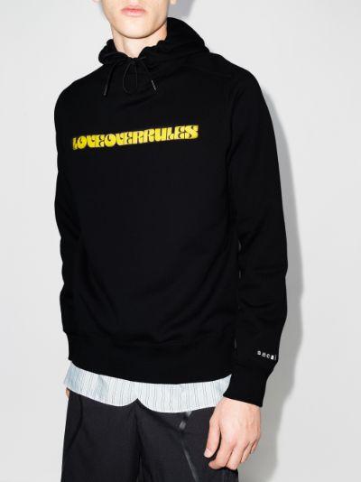 Hank Willis Thomas slogan hoodie