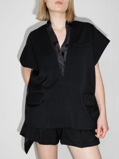 oversized tunic top