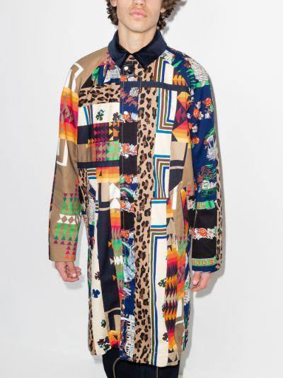 X Hank Willis Thomas Archive Print Coat
