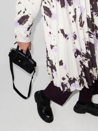 X Porter-Yoshida & Co. black mini holdall bag
