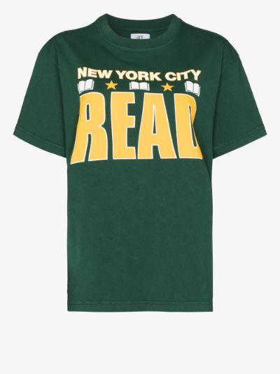 Read NYC Print T-shirt