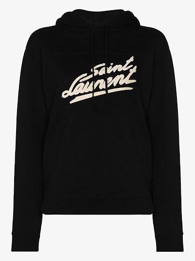 '50s signature logo hoodie