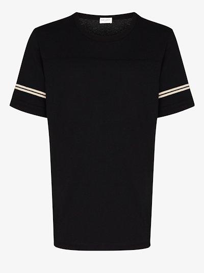 '50s signature print cotton T-shirt