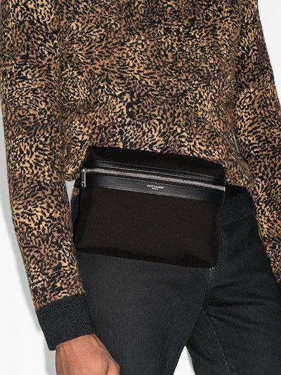 black City belt bag