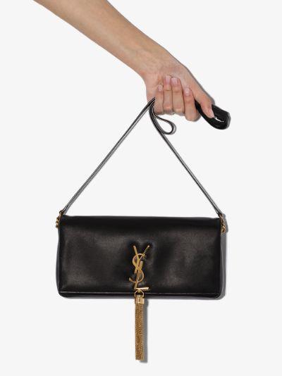 black Kate 99 leather shoulder bag