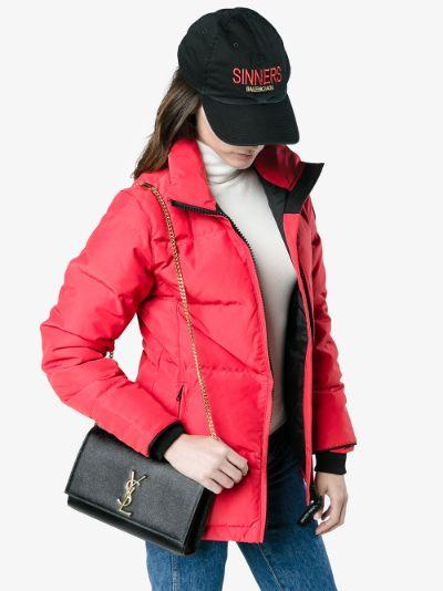 Black Kate Medium leather shoulder bag