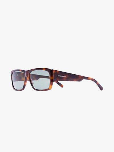 brown Lenny 366 tortoiseshell sunglasses