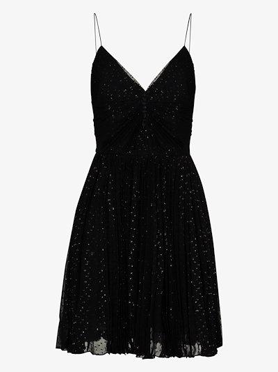 fil coupé mini dress