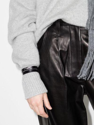 Opyum double-wrap bracelet