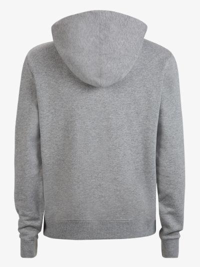rive gauche cotton hoodie