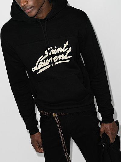 signature '50s logo hoodie