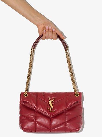 small LouLou monogram shoulder bag