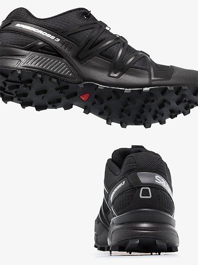 black Speedcross 3 Advanced Sneakers