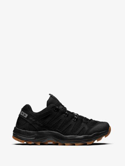 black XA Pro 1 Advanced sneakers