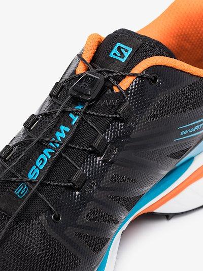 black XT-Wings 2 Advanced sneakers