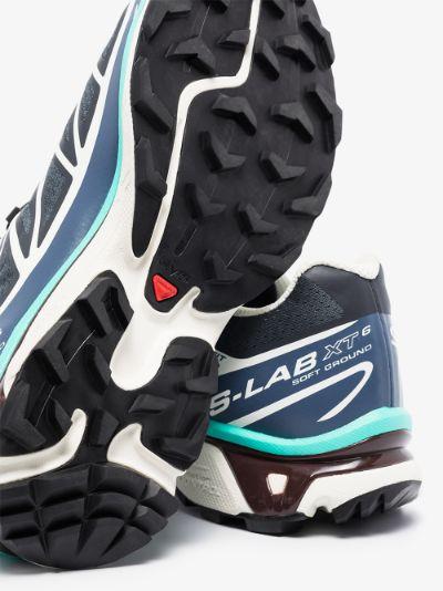 blue XT-4 Advanced running sneakers