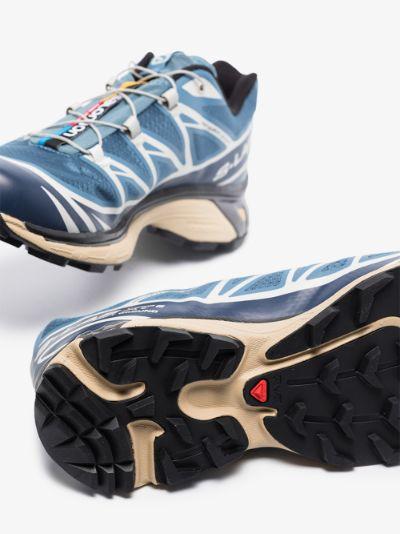 blue XT-6 Advanced sneakers
