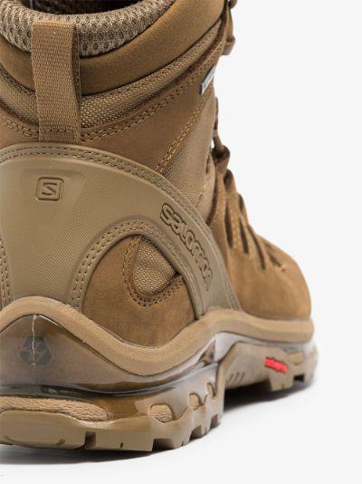 brown Quest 4D GTX Advanced Hiking Boots