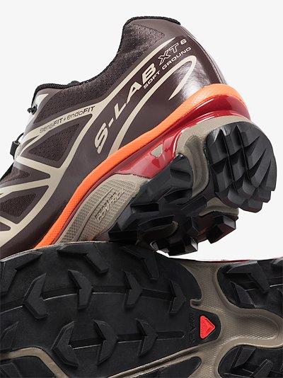 brown XT-6 Advanced sneakers