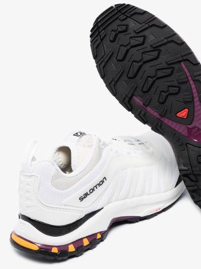 white XA-Pro Fusion Advanced mesh sneakers