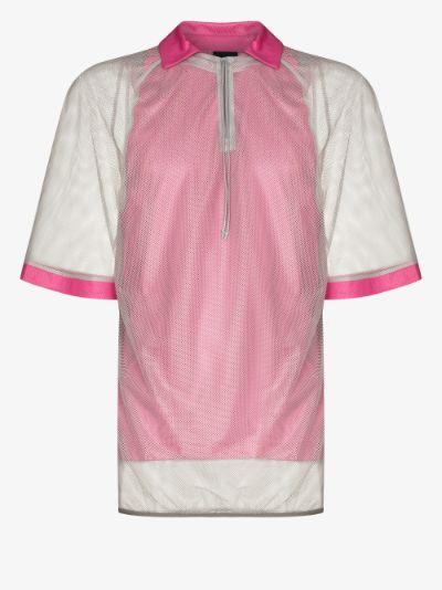 X Browns Focus Flipside polo shirt