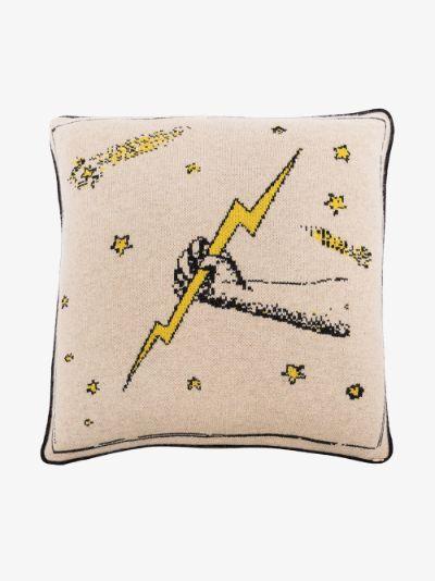 Neutral Lighting Rod cushion