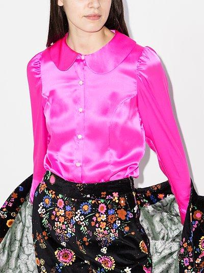 Juan Jo silk blouse