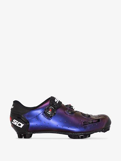 Purple Jarin MTB Cycling Shoes