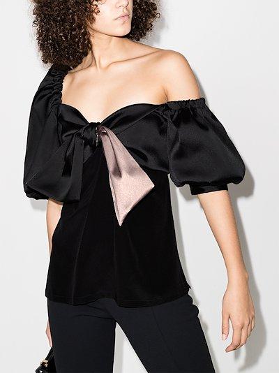 Bess one shoulder blouse