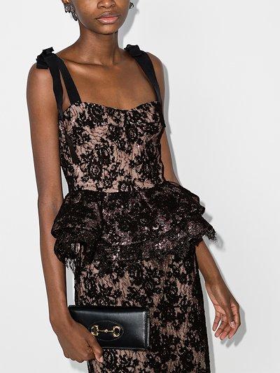Brilliana lace bustier top