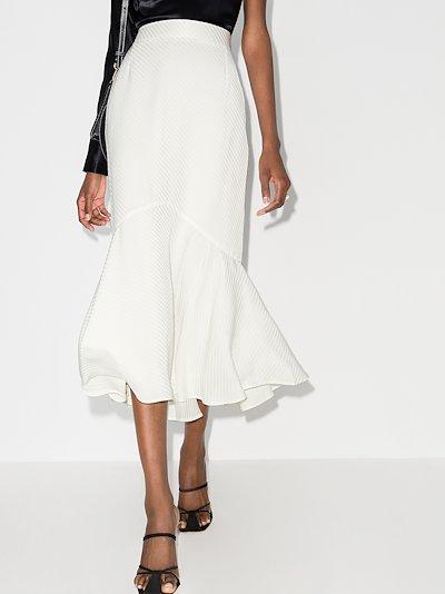 Joan high waist midi skirt