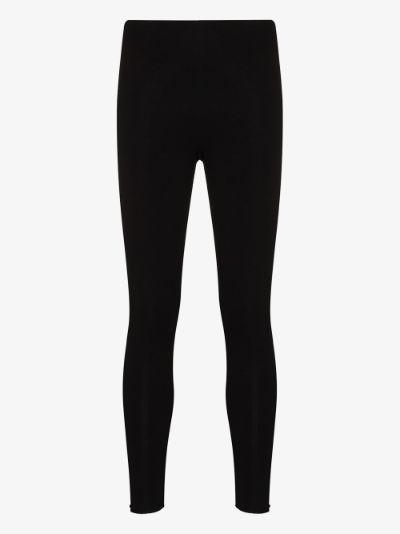 Calypso high waist cotton leggings