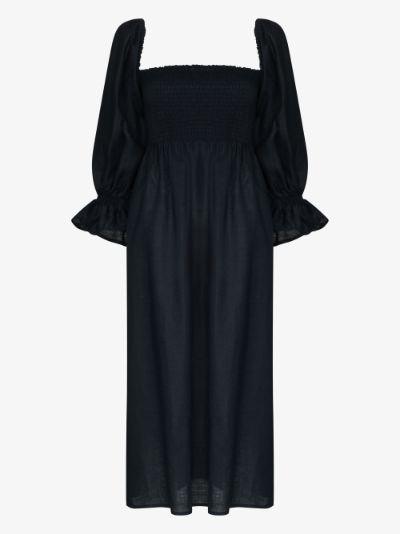 Atlanta linen dress