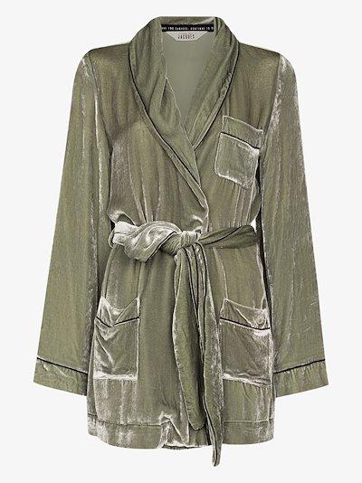 The Bon Vivant robe