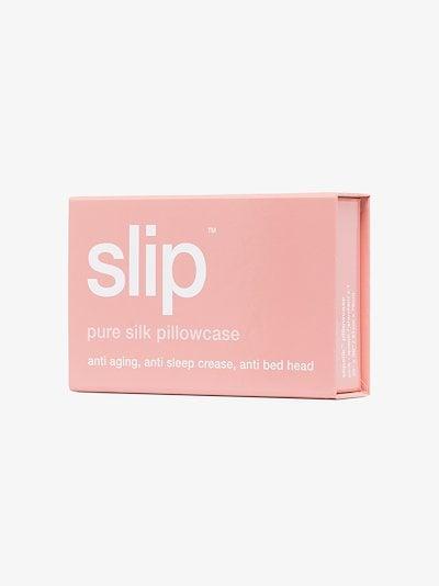 pink Queen silk pillowcase