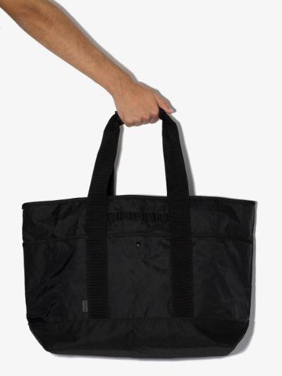 black X-Pac tote bag
