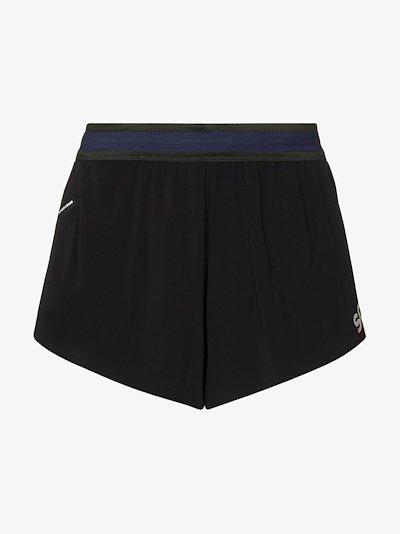 black Elite Race 3.0 shorts