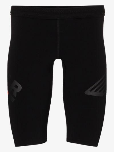 black Elite Speed 2.0 shorts