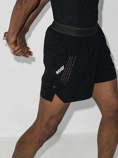 black Run 3.0 shorts