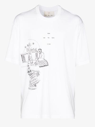 Rug Man oversized cotton T-shirt