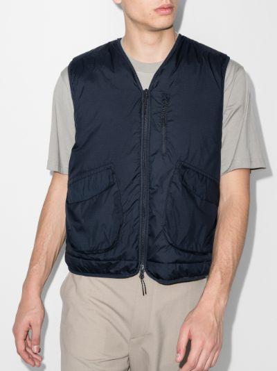Clay Utility vest gilet