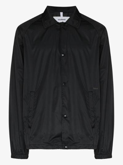 Strugat button-up jacket
