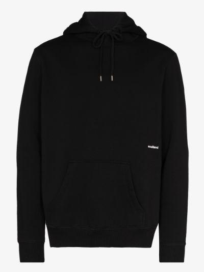 Wallance logo hoodie