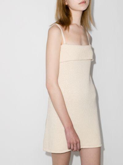 Amelia Knitted Mini Dress