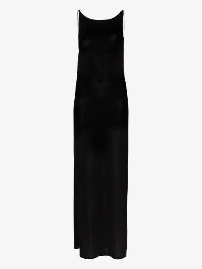 Ava knitted maxi dress
